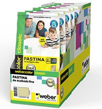 Pastina 2 Kg Caja X 7 Piezas Weber Classic G P