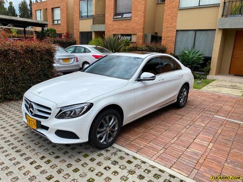 Mercedes Benz Clase C Avantgarde Plus 1.6cc T Aa At