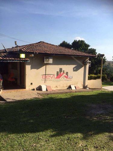 Chácara Com 2 Dorms, Vertentes Das Águas, Águas De São Pedro - R$ 420 Mil, Cod: 2088 - V2088