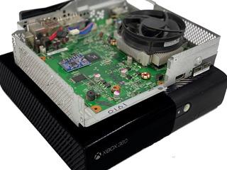 Xbox 360 Slim Rgh Solo Tarjeta Importante Leer Descripción