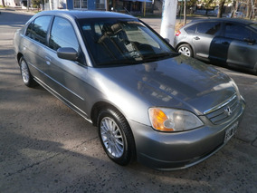 Honda Civic Ex At 1.7 Nafta 2003