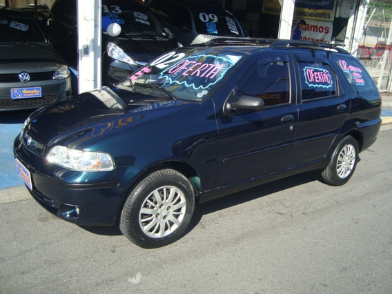 Palio Wekend 1.0 2001/02 Mf Veiculos