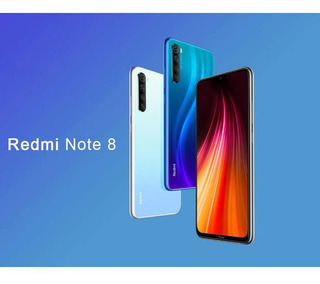Xiaomi Redmi Note 8 128gb Versão Global - Lacrado