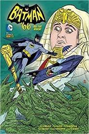 Batman 66 - Rei Tut Ataca! Batman 66 - Rei Tu