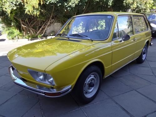 Imagem 1 de 8 de Volkswagen Brasilia Vw