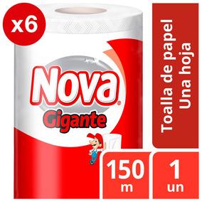 Toalla Nova Gigante Pack X6 6und Tienda Oficial