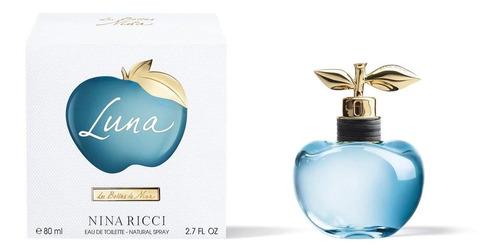 Perfume Nina Ricci Luna Original Dama Ed - L a $482