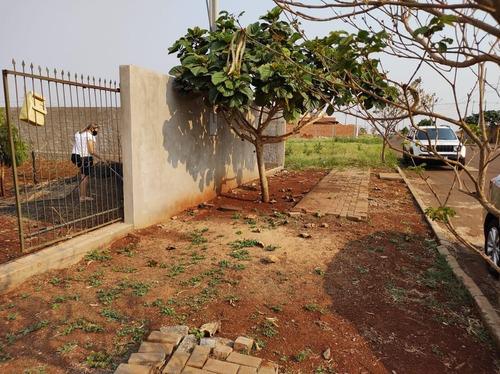 Imagem 1 de 7 de Terreno À Venda, 300 M² Por R$ 110.000,00 - Conjunto Residencial Sol De Maio - Foz Do Iguaçu/pr - Te0373