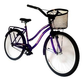 Bicicleta Playera Rod 24 Full De Lujo Kelinbike- Racer Bikes