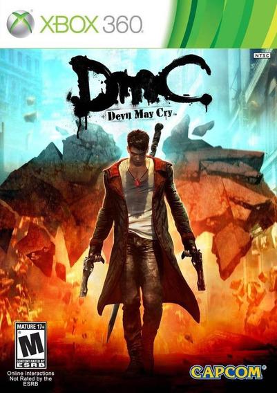 Xbox 360 - Dmc Devil May Cry