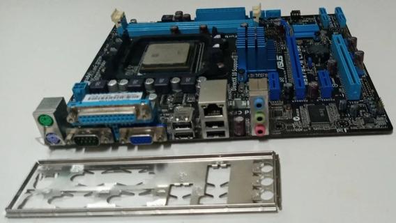 Placa Mãe Asus M5a78l M Lx Br Am3+ Processador Semprom 145