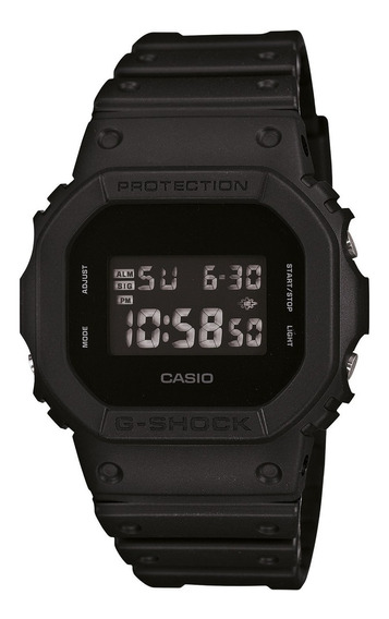 Reloj G-shock Hombre Negro Dw-5600bb-1dr