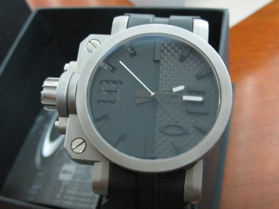 Reloj Oakley Gearbox De Titanio Ultra Raro Toys4boys