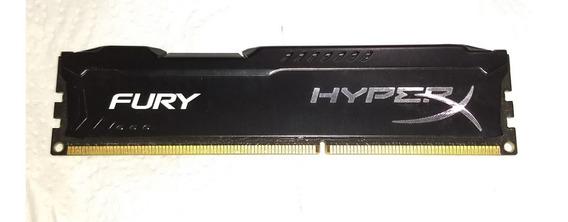 Memoria Ram Ddr3 Kingston Hyperx Fury 4 Gb 1866 Mhz