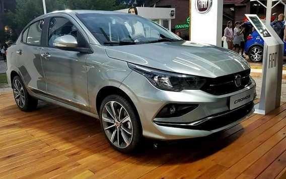Fiat Cronos 2019 ¡100% Financiado! Cuotas Tasa 0% - En $*