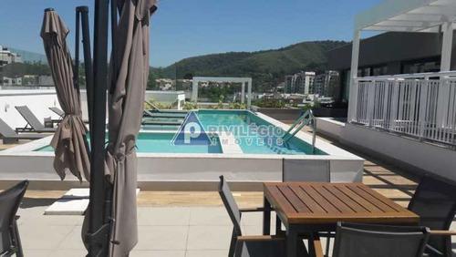 Apartamento À Venda, 3 Quartos, 1 Suíte, 2 Vagas, Freguesia (jacarepaguá) - Rio De Janeiro/rj - 23478