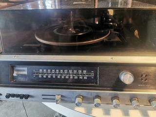 Componente Para Tocar Discos Vintage Marca Fisher