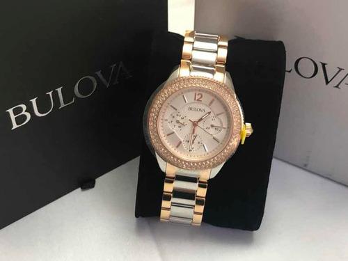 dd8f44b93f5a Reloj Bulova De Oro Dior Para Dama Relojes - Joyas y Relojes ...