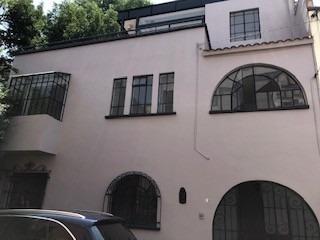 Increible Casa En Renta En San Miguel Chapultepec. Cdmx