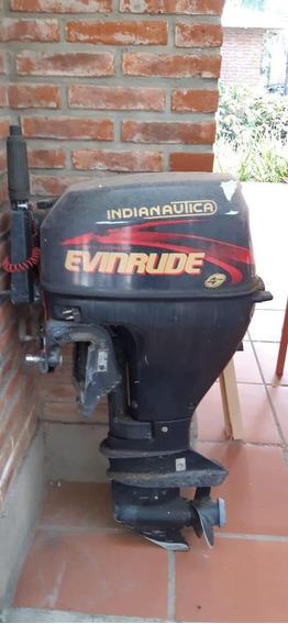 Semirrígido Zodiac 3.10 Con Motor Evindure 15 Hp 4 T