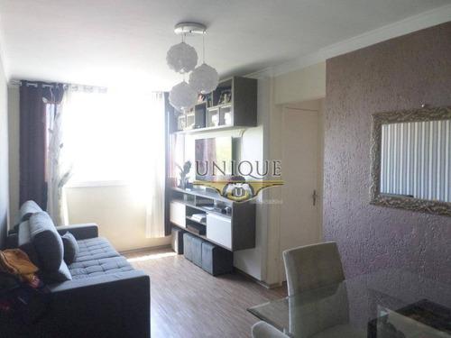 Apartamento Com 2 Dormitórios À Venda, 56 M² Por R$ 270.000,00 - Vila Carrão - São Paulo/sp - Ap1494