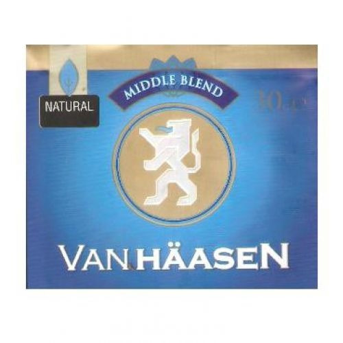 Pack X5 Armar Tabacos Van Haasen Middle Blend Tabaco Natural