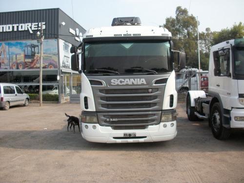 Scania G340 Tractor En Excelente Estado.