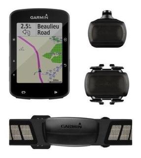 Bicicleta Garmin Edge® 520 Plus Sensor Bundle 010-02083-01