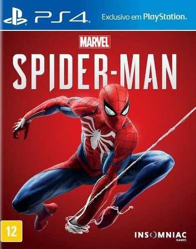 Spider Man Ps4 Psn Code 2 Jogue Hoje!