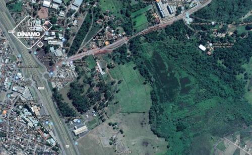 Área À Venda, Jardim Das Palmeiras - Ribeirão Preto/sp - Ar0064