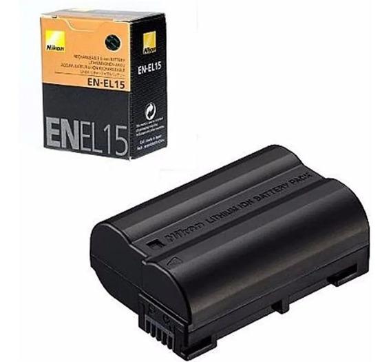 Bateria Nikon En-el15 Original Li-ion20