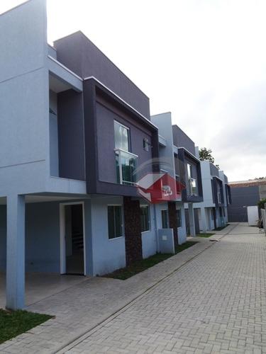 Sobrado Venda Condomínio 03 Quartos Curitiba Paraná