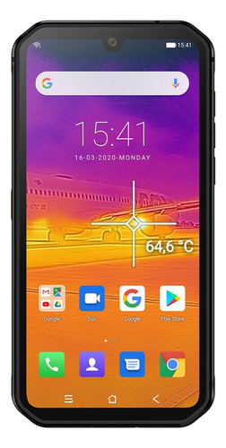 Blackview BV9900 Pro Dual SIM 128 GB gris 8 GB RAM
