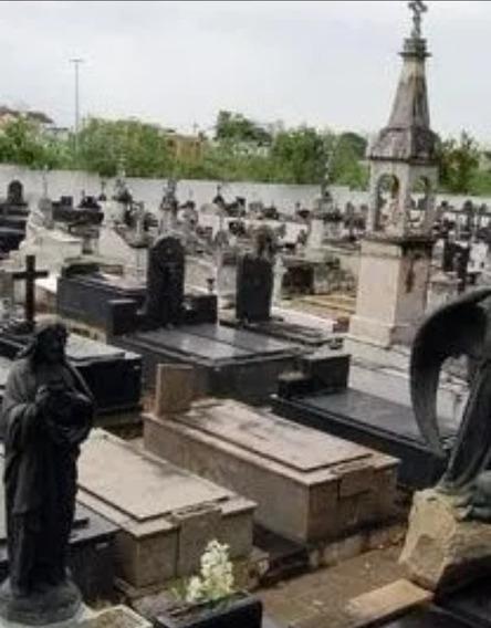 Vendo Jazigo Perpétuo No Cemitério Do Caju
