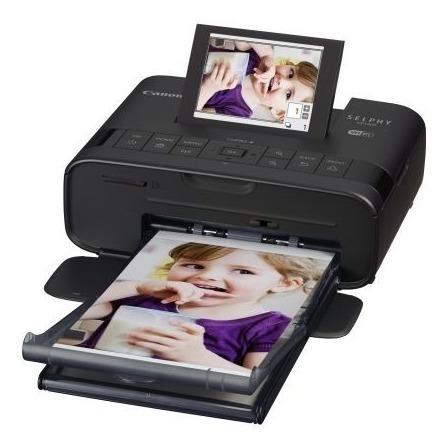 Impressora Fotográfica Canon Selphy Cp 1300 Wi-fi