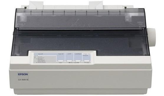Impressora Epson Lx 300+ Ii Bivolt + Frete Grátis - Branca