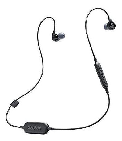 Shure Se112-k-bt1 Wireless Auriculares Aislantes Del Sonido