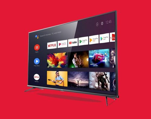 Tcl Televisor Led 65 4k Uhd Android P8 Netflix Hdr Ai + Obse