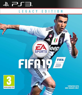 Ea Sports Fifa 19 Legacy Edition Digital Latino Ps3