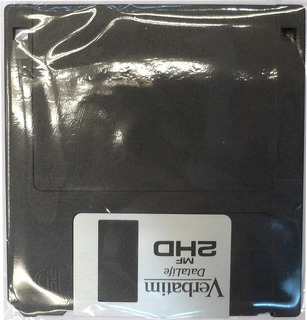 Diskettes 3 1/2 Sueltos. Sin Etiqueta (10 Diskettes) E1083