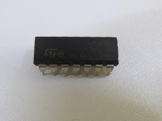 Circuito Integrado Lm324n (kit 10 Unidades)