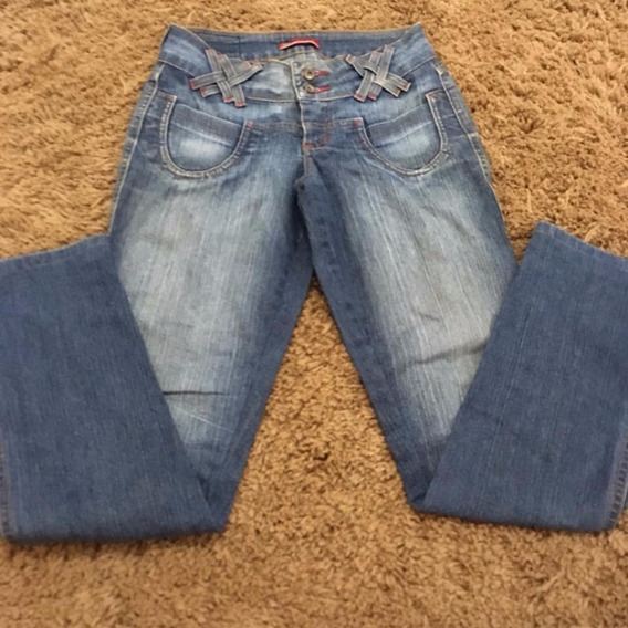 Calca Feminina Jeans Tamanho 36