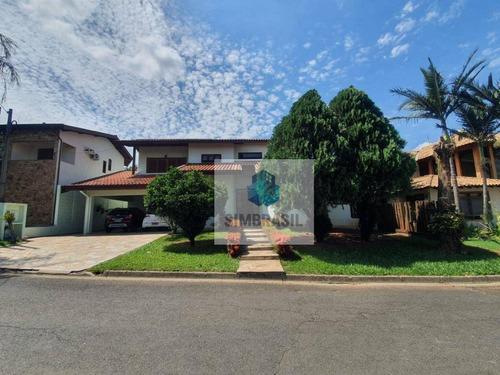 Imagem 1 de 20 de Casa Com 3 Dormitórios À Venda, 346 M² Por R$ 1.300.000,00 - Tijuco Das Telhas - Campinas/sp - Ca1413