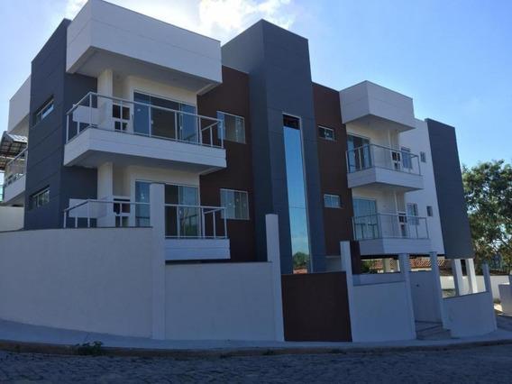 Apartamento Para Venda Em São Pedro Da Aldeia, Nova São Pedro, 2 Dormitórios, 1 Suíte, 2 Banheiros, 2 Vagas - 408_1-945118