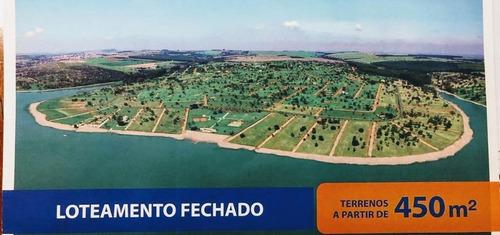 Imagem 1 de 2 de #terreno A Venda Terras De Sta Cristina V - Te0285