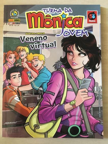 Gibi Turma Da Mônica Jovem Nº57