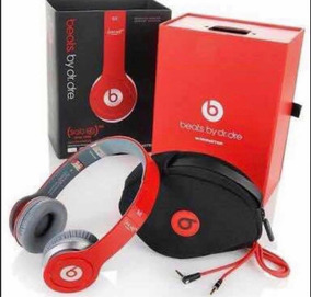 Fone Beats By Dr. Solo Hd Especial Edition Red