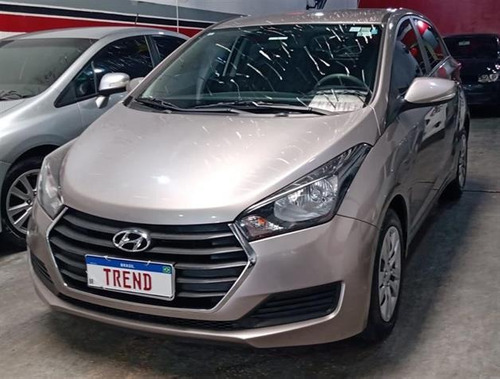Hyundai Hb20 1.6 Comfort Plus 2017 Flex Completo Automático