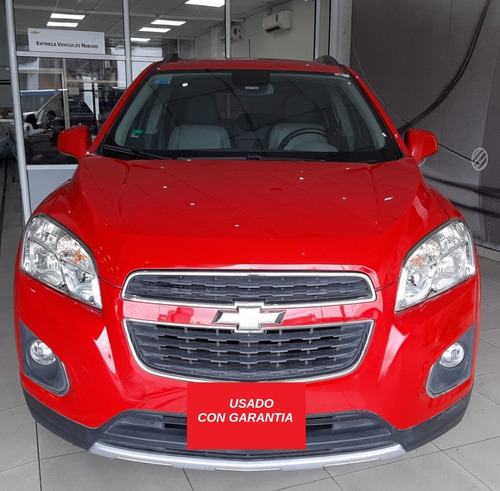 Chevrolet Tracker Awd Ltz + At 2015 Usado#7