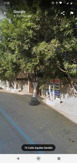 Vendo Terreno De 1500 Metros Con 2 Casas En Iztapalapa
